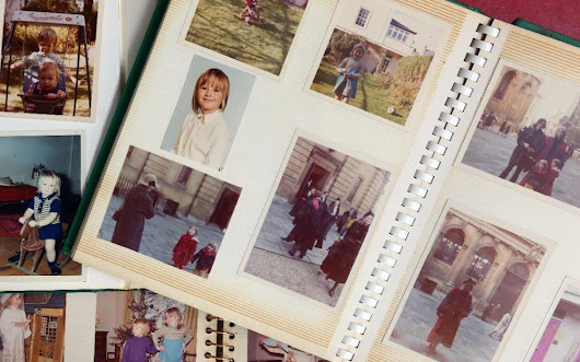 Are we breeding a 'lost generation' who won't have photo albums to capture their lives?