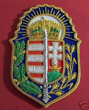 Hungary Royal Order Vitez Knight Merit Orden War Badge Medal Chivalry Award