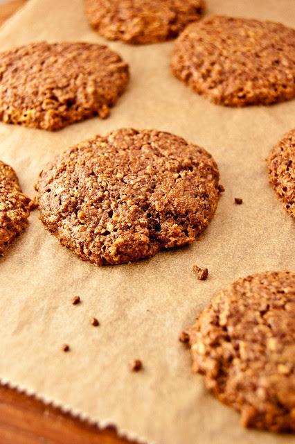 Masala Digestive Cookies