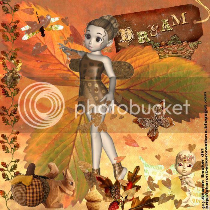 Fae,Elves,Fantasy,Autumn