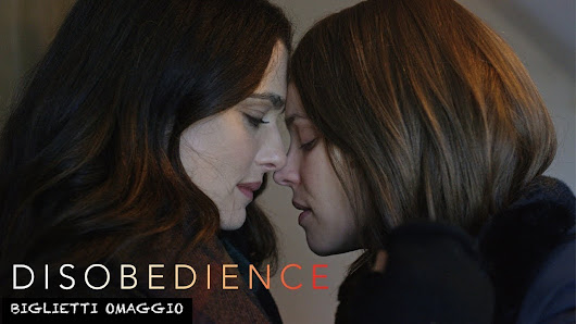 DISOBEDIENCE | Vai al cinema gratis - MovieDigger