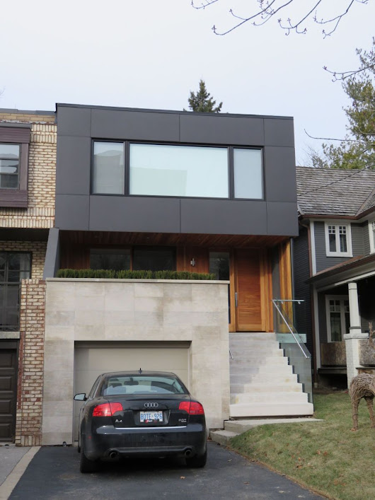 Contemporary Toronto – beautiful modern homes around town