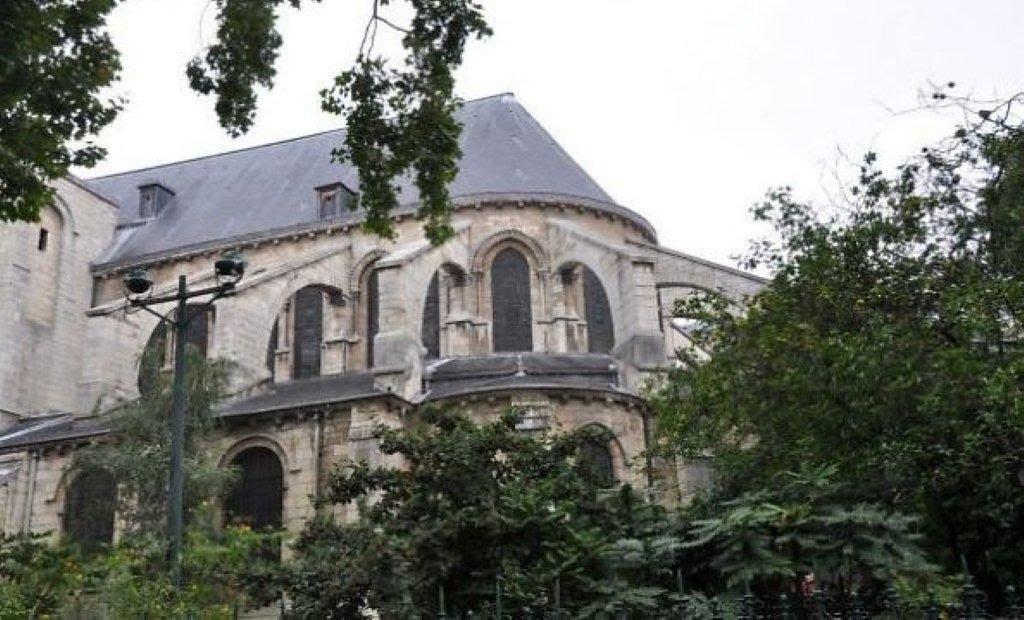 Saint Germain dés Prés