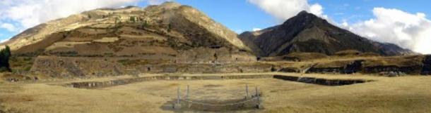 Chavin de Huantar, Peru.