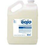 Gojo White Lotion Skin Cleanser - Coconut Scent - 1 Gal (3.8 L) - Hand