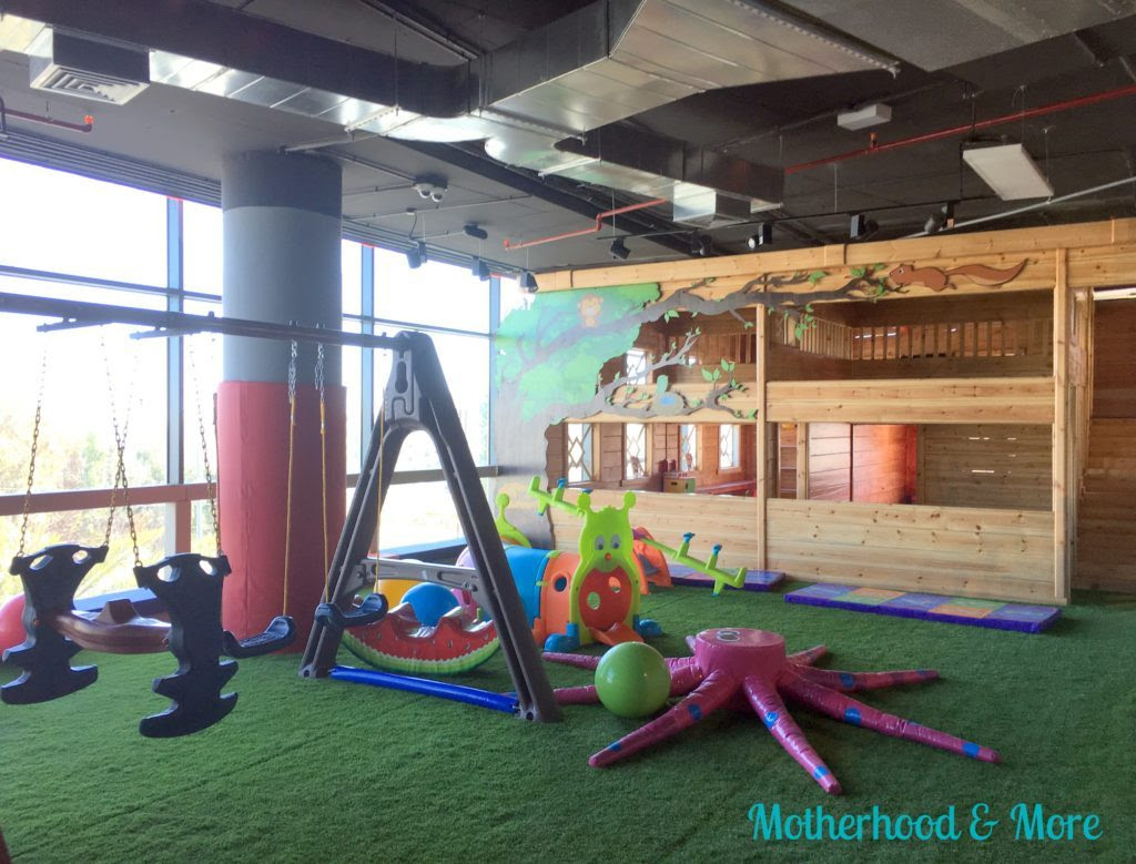 V Yard The New Indoor Playing Area In Amman Motherhood More