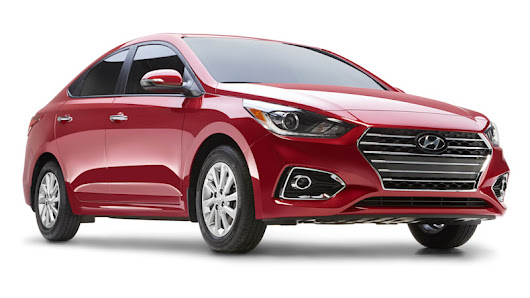 2018 Hyundai Accent packs compact car style in a subcompact