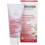 Weleda Sensitive Care Cleansing Lotion Almond Extracts 2.5 fl oz