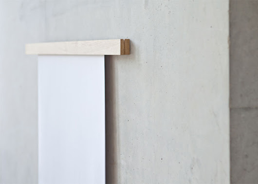 Easy-Change Frames : clamping picture frame