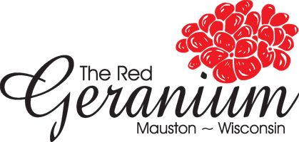 Events at The Red Geranium in Mauston