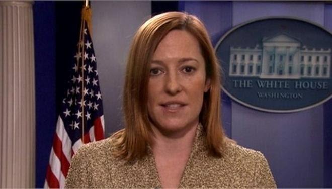 Jen Psaki du Département d'état américain