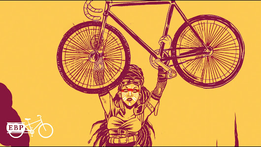 Biketopia: Feminist Bicycle Science Fiction Stories