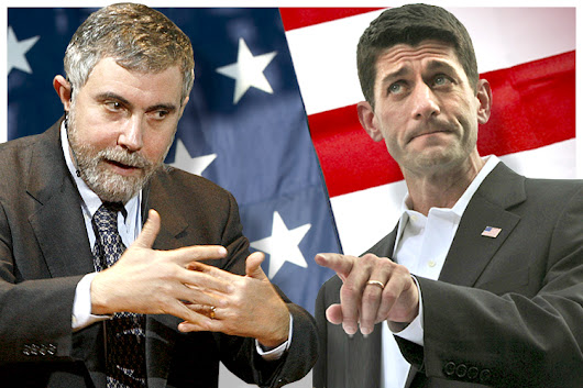 Paul Krugman won't save us: We need a new conversation about inequality