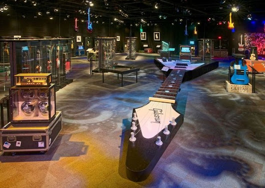 National guitar exhibit coming to Kalamazoo Valley Museum