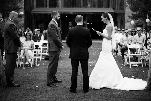A Mumford & Sons-Inspired Folk Wedding at Dry Gulch Placer in Breckenridge, Colorado