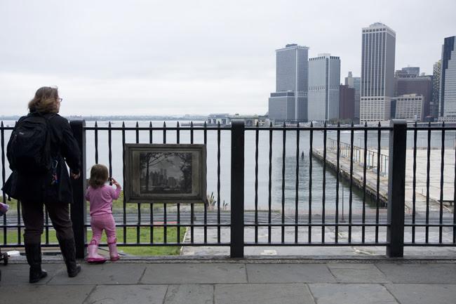From the Brooklyn Promenade