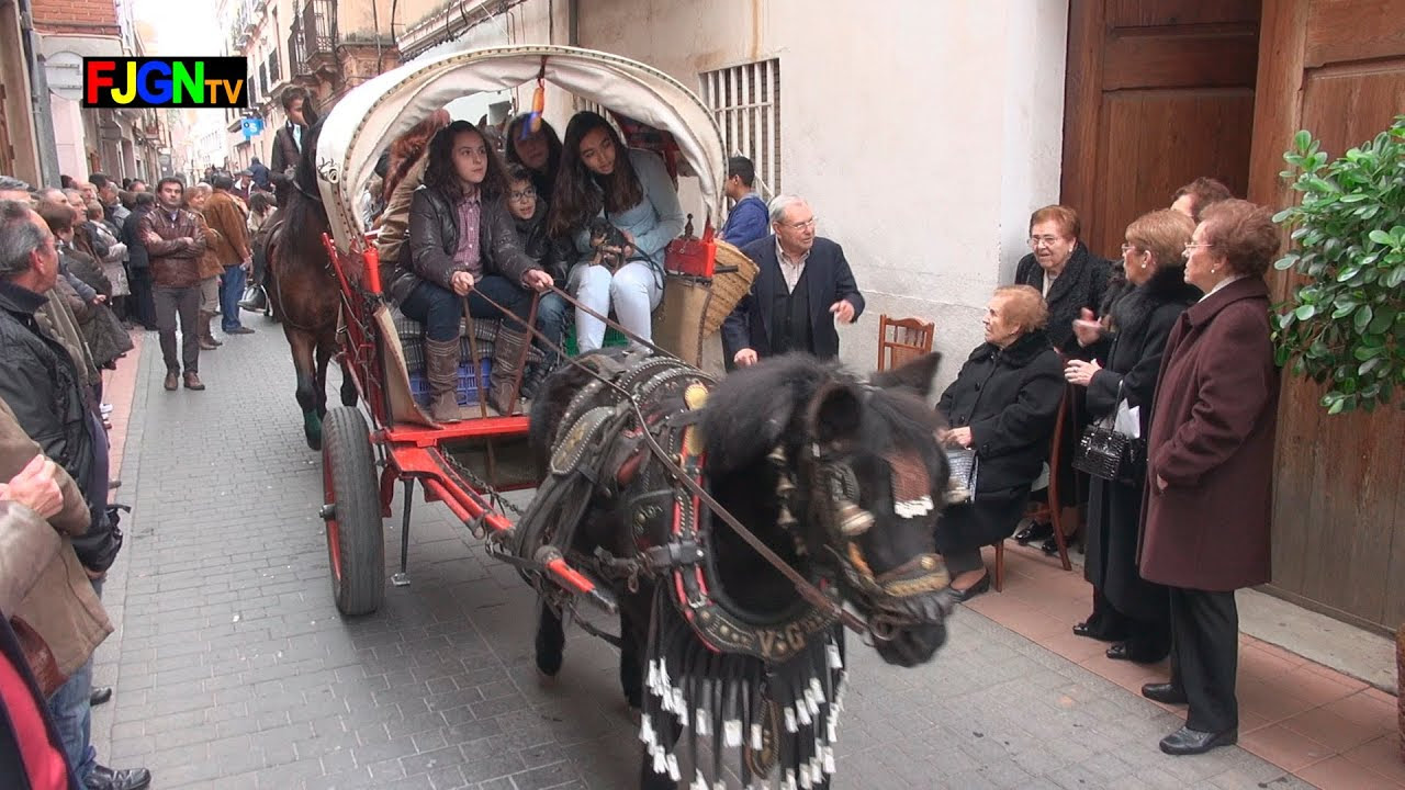Pasacalle Sant Antoni 2014 - Nules