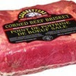 Leadbetters Corned Beef Brisket 13.21/kg from Foodland Ontario $5.99