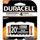 Duracell EasyTab 13 Battery - PR48 - Zinc air