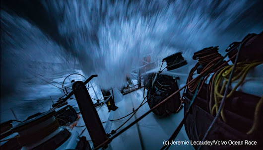 Volvo Ocean Race: This is going to sting >> Scuttlebutt Sailing News
