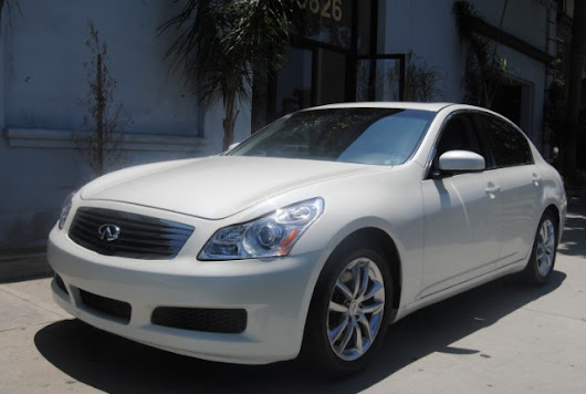 Used 2007 Infiniti G35  for Sale in Lawndale CA 90260 Austra Motors