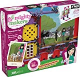 K'NEX Mighty Makers - Director's Cut Building Set - 308 Pieces - Ages 7+ Construction Educational Toy