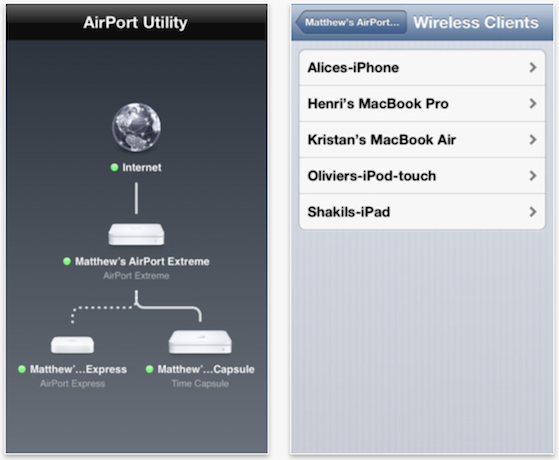 hook up apple airport extreme base station Set up a simple wifi network using an airport extreme base station for 56k dial-up internet access, connect to your isp more 'how to' topics apple.