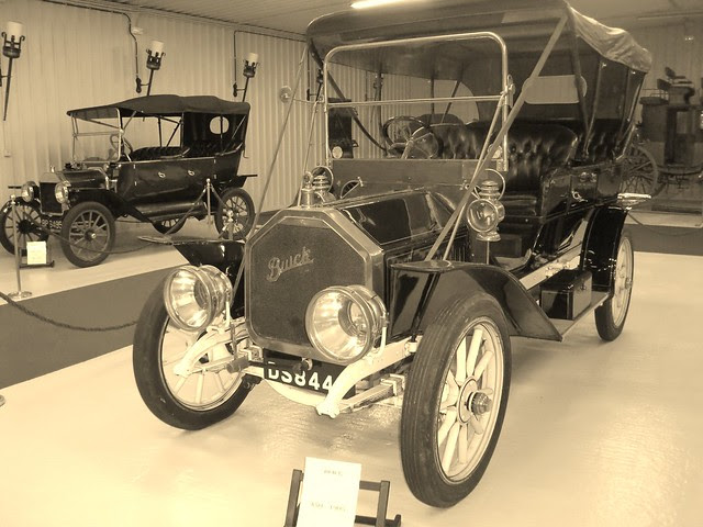 buick modelo 5 1908