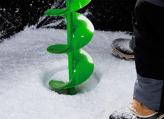 Electric Ion Ice Auger | Review