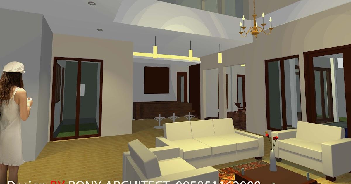Gambar Desain Pintu Rumah Tropis - Contoh O