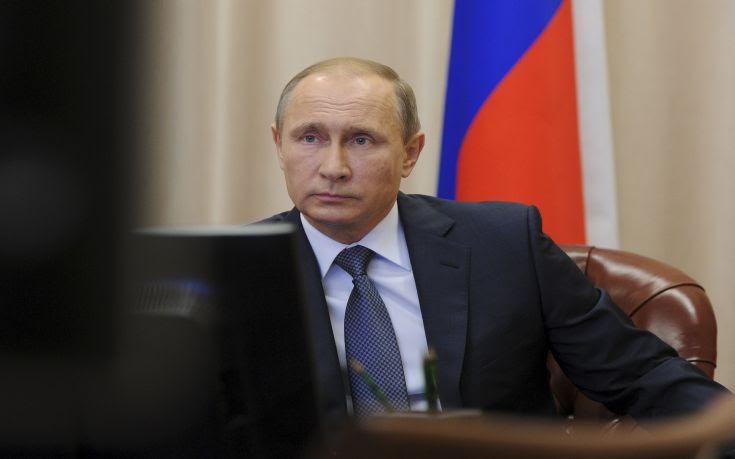 Πούτιν: Και βέβαια θα πάω αν με προσκαλέσει ο Τραμπ στις ΗΠΑ