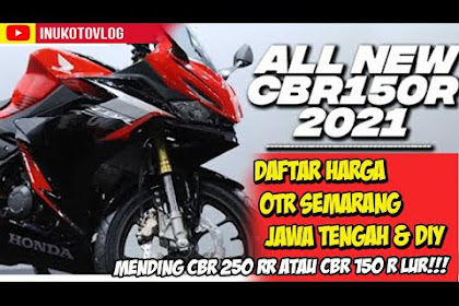 Review All New Honda CBR 150R 2021