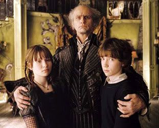 Count Olaf and Company.