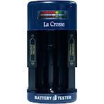 Lacrosse Technology 911-114 Portable Battery Tester