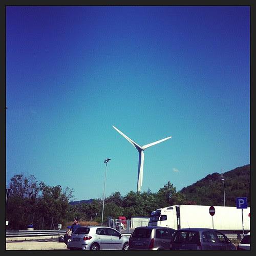 On the way back:) Sulla strada del ritorno :)