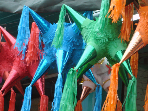 piñatas de Noël