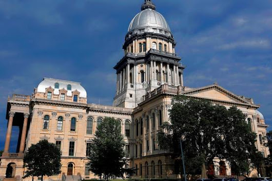 Illinois State Pension Board Stops Trying to Beat the Market   - WSJ