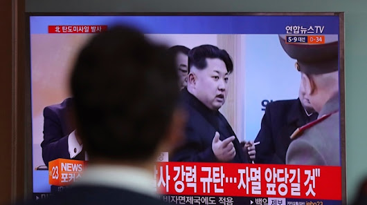North Korea's latest missile test ended in failure: U.S. official