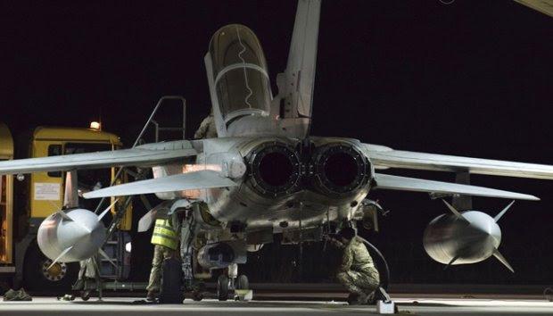 Tornado GR4, Pesawat Jet Inggris yang Dipersiapkan untuk Serang ISIS
