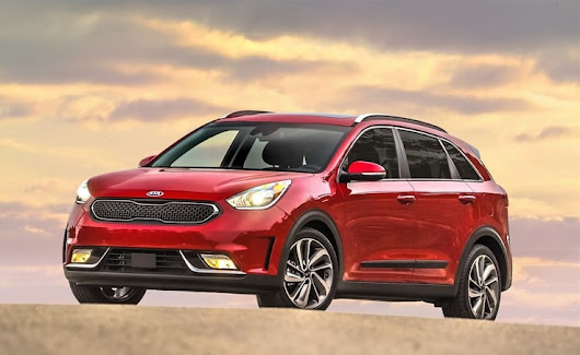 Kia Honored in J.D. Power 2017 APEAL Study