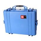 HPRC 2600 Premium Design, Watertight, Unbreakable Hard Case, Empty-No Foam or Dividers, Color: Blue (ID: 18.9x14.17x7.8 inch)