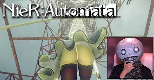 Nier: Automata is a very lewd game indeed – God bless Japan and Taro Yoko