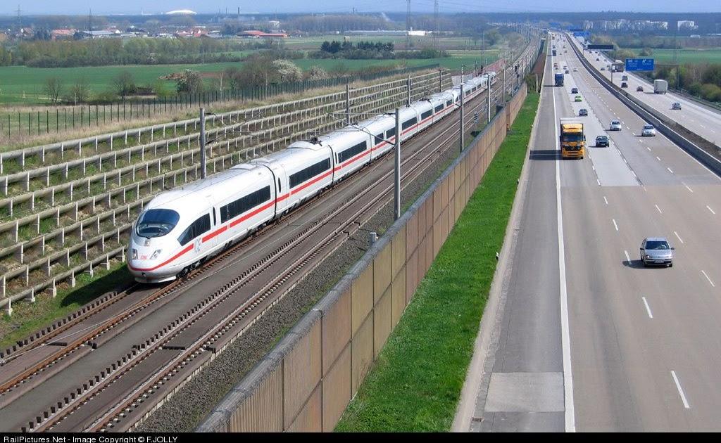 Frankfurt Berlin Zug