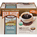High Desert Roasters Donut Shop Coffee Single Serve Pods