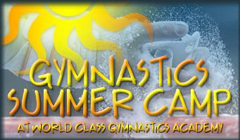 Summer Camp At Wcga World Class Gymnastics