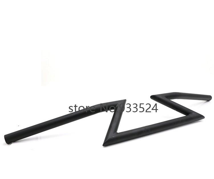 купить 22 мм 7 8 039 039перетащите руль Z Bar черный для Honda