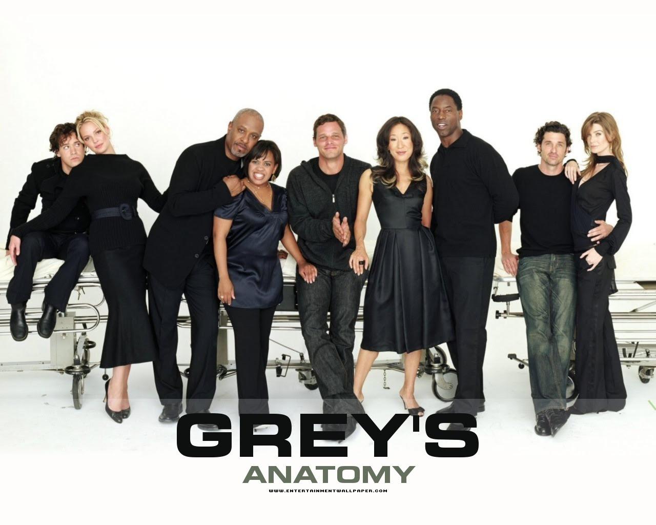 Grey's Anatomy - Grey's Anatomy Wallpaper (1450913) - Fanpop