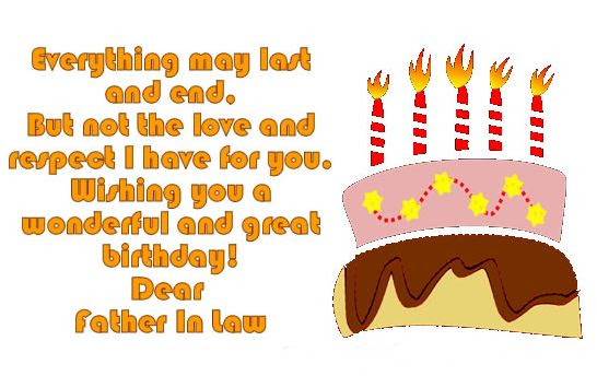 30 Happy Birthday Quotes For Father In Law From Sondaughter In Law