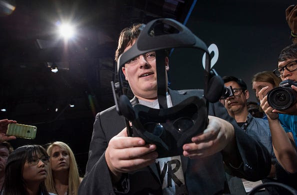 Facebook's Oculus Rift will kick off the virtual reality revolution.