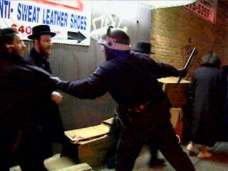 Dubious Charges in the Boro Park Riots